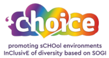 CHOICE - promoting sCHOol environments InClusivE of diversity based on SOGI